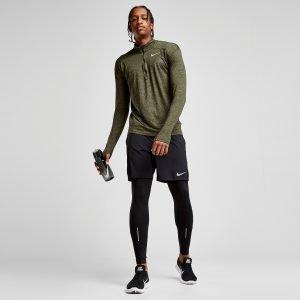 Nike Dry Element 1/2 Zip Running Top Vihreä