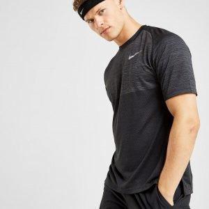 Nike Dry Medalist Short Sleeve T-Shirt Harmaa