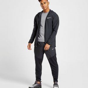 Nike Dry Overlay Track Pants Musta