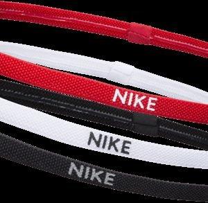 Nike Elastic Hairbands Otsanauha 3-Pakkaus