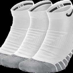 Nike Everyday Max Cushion No Show Sock 3-Pair Sukat
