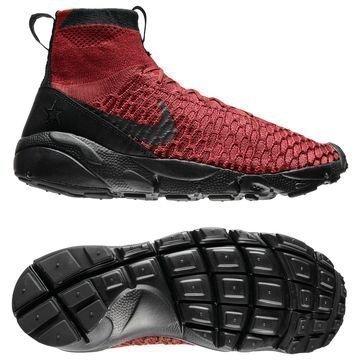 Nike F.C. Air Footscape Magista Flyknit Viininpunainen/Musta