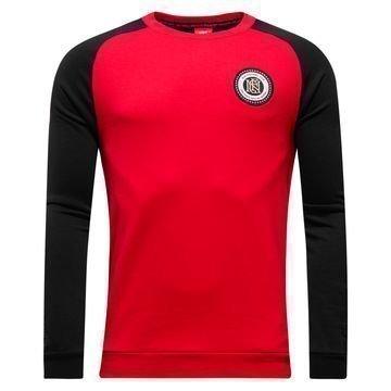 Nike F.C. Collegepaita Crew Punainen