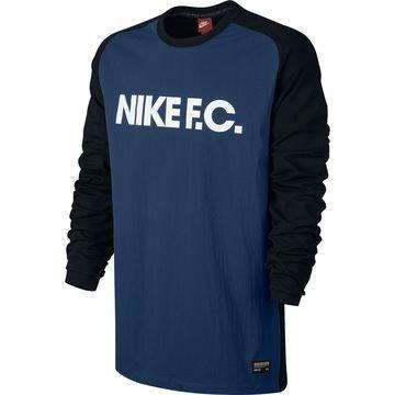 Nike F.C. Collegepaita Navy/Musta