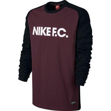 Nike F.C. Collegepaita Viininpunainen/Musta
