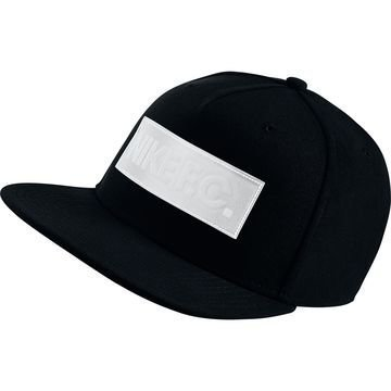 Nike F.C. Lippis Snapback True Musta/Valkoinen