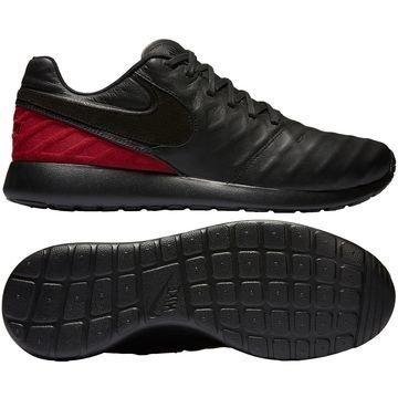 Nike F.C. Roshe Tiempo VI Musta/Viininpunainen