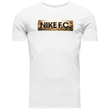Nike F.C. T-Paita Foil Valkoinen