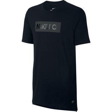 Nike F.C. T-paita Essential Musta