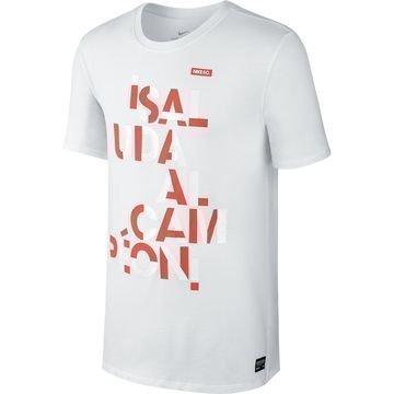 Nike F.C. T-paita Essential Valkoinen