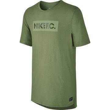 Nike F.C. T-paita Essential Vihreä