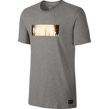 Nike F.C. T-paita Foil Harmaa/Musta