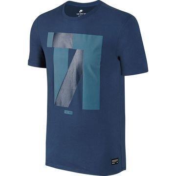Nike F.C. T-paita Pride Sininen