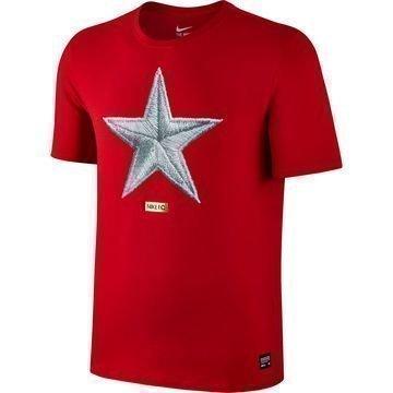 Nike F.C. T-paita Star Punainen