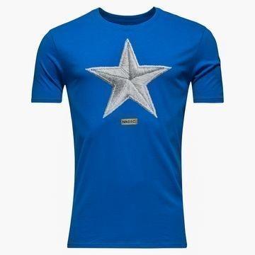 Nike F.C. T-paita Star Sininen
