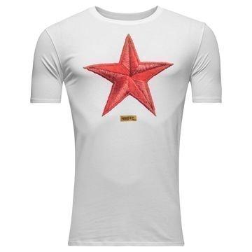 Nike F.C. T-paita Star Valkoinen/Punainen