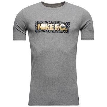 Nike F.C. T-paita Stars Block Harmaa