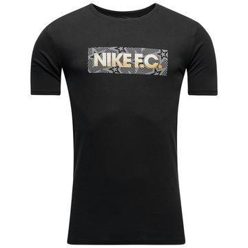 Nike F.C. T-paita Stars Block Musta