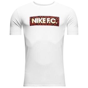 Nike F.C. T-paita Stars Block Valkoinen