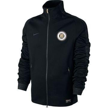 Nike F.C. Verryttelytakki Musta