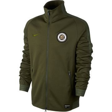 Nike F.C. Verryttelytakki Vihreä