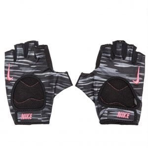 Nike Fit Training Gloves Harmaa