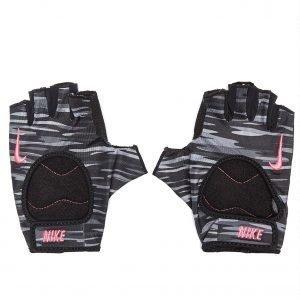 Nike Fit Training Gloves Harmaa