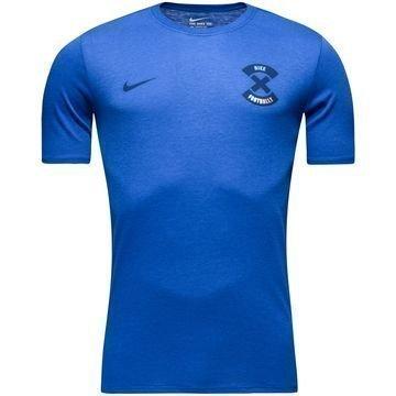 Nike FootballX T-paita Sininen