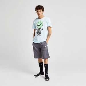 Nike Foundation 2 Shorts Tummanharmaa