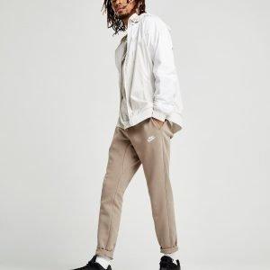 Nike Foundation Cuffed Fleece Housut Stone