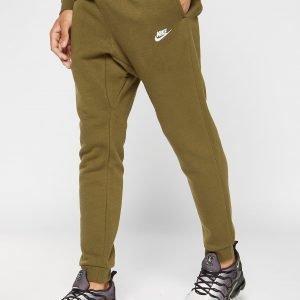 Nike Foundation Fleece Track Pants Vihreä