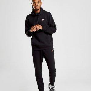 Nike Foundation Fleece Verryttelyhousut Musta