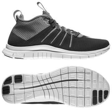 Nike Free Hypervenom II Musta/Harmaa