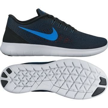 Nike Free Juoksukengät Free RN Musta/Sininen