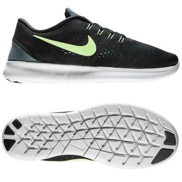Nike Free Juoksukengät Free RN Musta/Vihreä