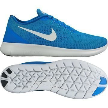 Nike Free Juoksukengät Free RN Sininen/Valkoinen