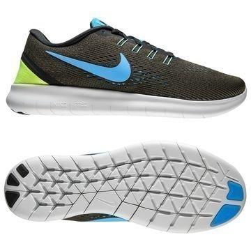 Nike Free Juoksukengät Free RN Vihreä/Sininen