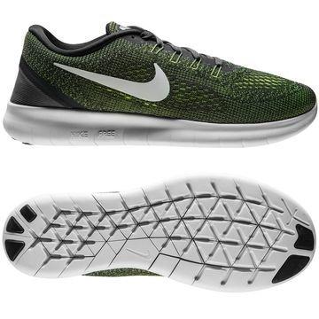 Nike Free Juoksukenkä Free RN Vihreä/Valkoinen