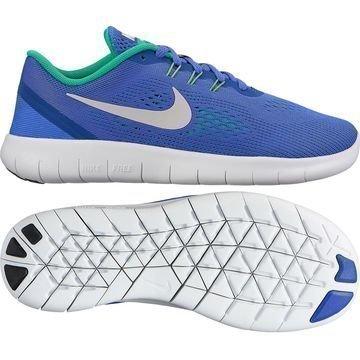 Nike Free RN Sininen/Harmaa Lapset
