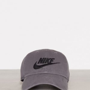 Nike Futura Washed H86 Lippalakki Dark Grey