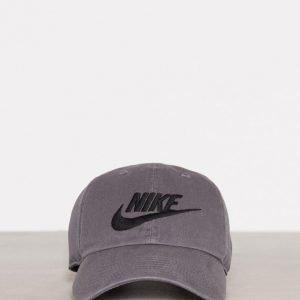 Nike Futura Washed H86 Lippalakki Dark Grey