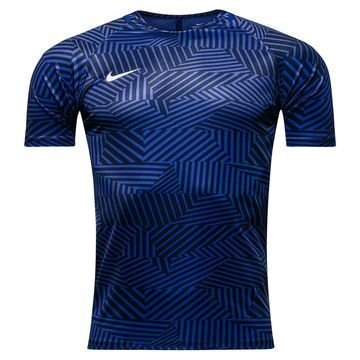 Nike Harjoittelu T-Paita Dry Squad Sininen/Musta Lapset