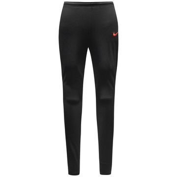 Nike Harjoitushousut Dry Squad Musta/Punainen Lapset