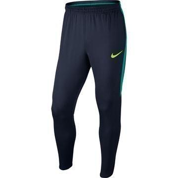 Nike Harjoitushousut Dry Squad Navy/Vihreä Lapset