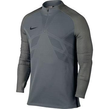 Nike Harjoituspaita Midlayer AeroSwift Drill Strike Harmaa