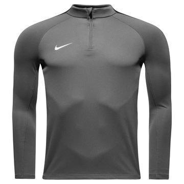 Nike Harjoituspaita Midlayer Drill Harmaa Lapset