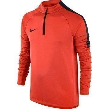 Nike Harjoituspaita Midlayer Drill Oranssi/Musta Lapset