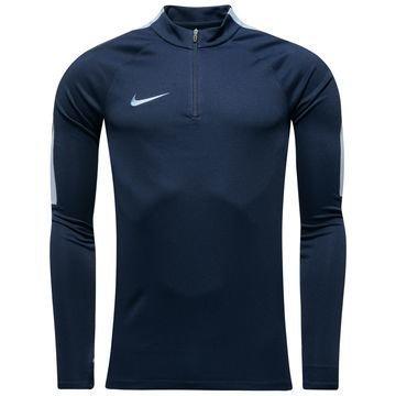 Nike Harjoituspaita Midlayer Drill Top Navy