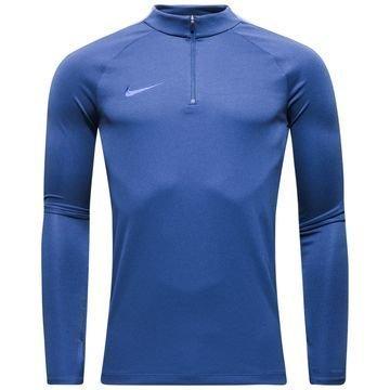 Nike Harjoituspaita Midlayer Drill Top Navy/Sininen