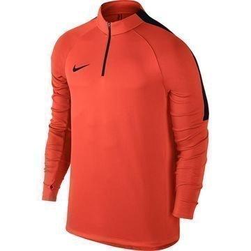 Nike Harjoituspaita Midlayer Drill Top Oranssi/Musta